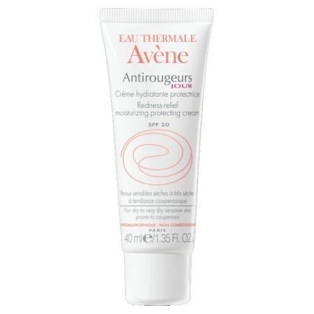 Avène - Antirougeurs Jour Crème hydratante protectrice SPF20 40ml