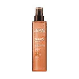 Lierac - Sunific 2 Huile embellissante SPF15 125ml