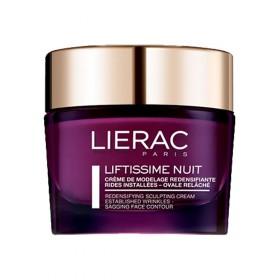 Lierac - Liftissime Nuit Crème de modelage redensifiante 50ml