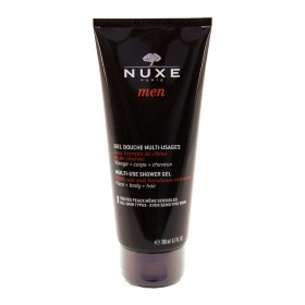 Nuxe Men - Gel douche multi-usages Visage corps cheveux 200ml