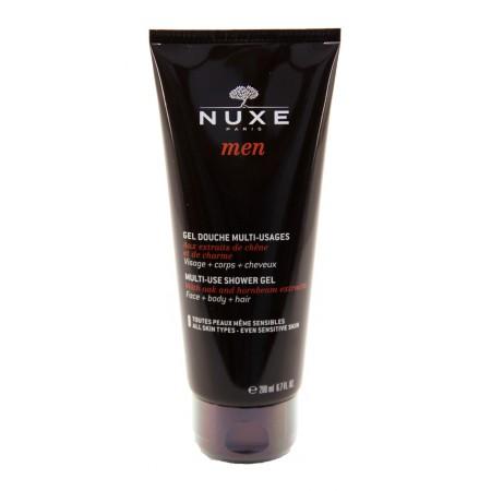Nuxe Men - Gel douche multi-usages Visage corps cheveux 200ml