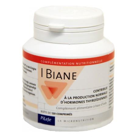 Pileje - I Biane 120 Comprimés