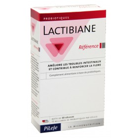 Pileje - Lactibiane Référence 30 Gélules
