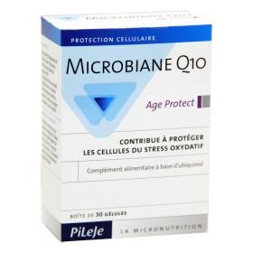Pileje - Microbiane Q10 Age Protect 30 Gélules