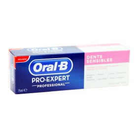 Oral B - Dentifrice Pro Expert Professional Dents Sensibles 75ml