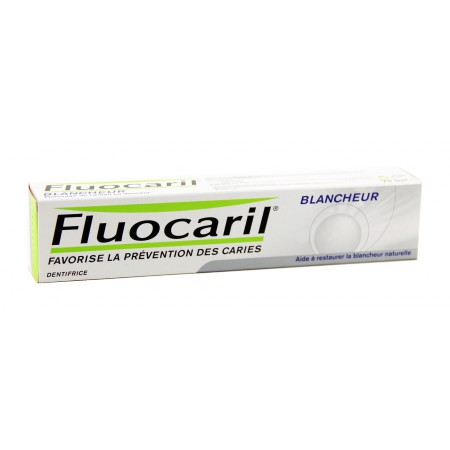 Fluocaril - Dentifrice Blancheur 75ml