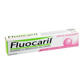 Fluocaril - Dentifrice Dents sensibles 75ml