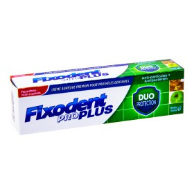 Fixodent Pro Plus - Duo Protection 40g