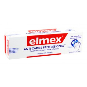 Elmex - Anti-caries professional dentifrice 75ml