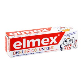 Elmex - Dentifrice enfant 50ml
