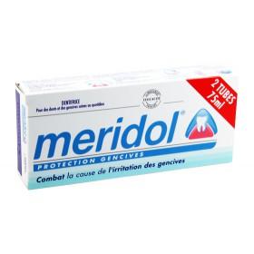 Meridol - Dentifrice Protection Gencives 2x75ml