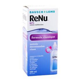 Renu - Solution multifonctions pour lentilles 120ml