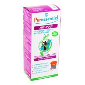 Puressentiel - Anti-poux traitement complet 100ml
