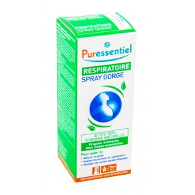 Puressentiel - Respiratoire spray gorge 15ml