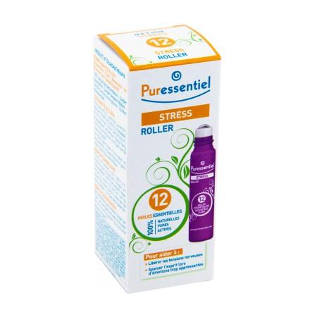 Puressentiel - Stress roller aux 12 huiles essentielles 5ml
