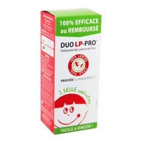 Duo LP-Pro - Lotion radicale lentes et poux 150ml