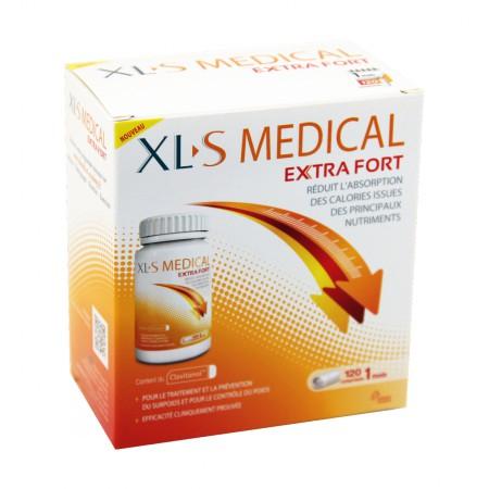 XLS Médical - Extra fort 120 Comprimés - Achat en ligne