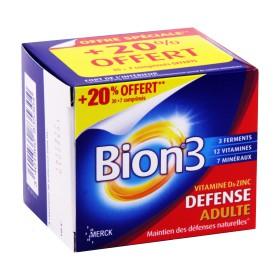 Bion 3 - Défense Adultes 30 Comprimés