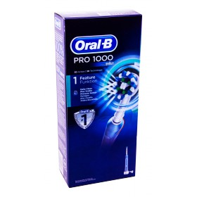Oral B - Brosse à dents électrique Pro 1000