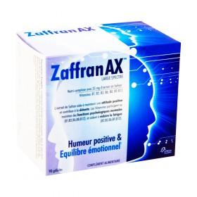 Zaffranax - Large spectre 90 gélules
