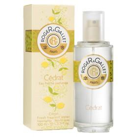Roger & Gallet - Cédrat Citron Eau fraîche parfumée 100ml