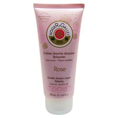 Roger & Gallet - Rose Crème de douche hydratante 250ml