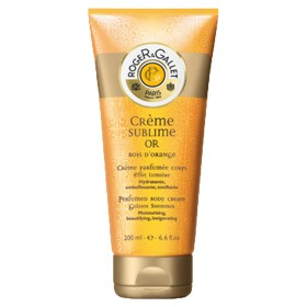 Roger & Gallet - Bois d'Orange Crème sublime or 200ml