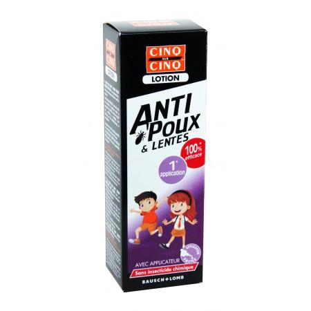 Cinq sur Cinq - Lotion anti-poux & lentes 100ml