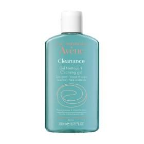 Avène - Cleanance Gel nettoyant sans savon visage et corps 200ml