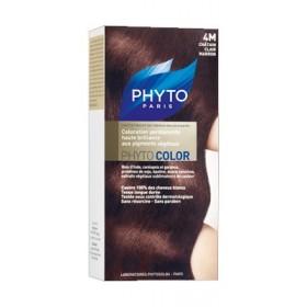 Phyto - Phytocolor 4M Chataîn clair marron