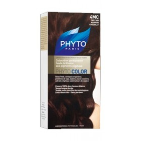 Phyto - Phytocolor 4MC Chataîn marron chocolat