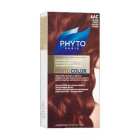 Phyto - Phytocolor 6AC Blond foncé acajou cuivre