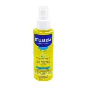 Mustela Bébé - Huile de massage 100ml