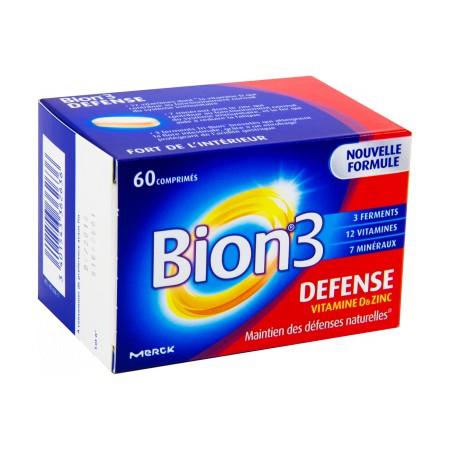 Bion 3 - Défense 60 Comprimés