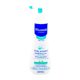 Mustela Dermo-pédiatrie - Stelatopia baume émollient 300ml