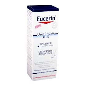 Eucerin - Crème pieds réparatrice 10% Urée 100ml