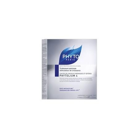 Phyto- Phytolium Traitement anti-chute 12 fioles x 3,5ml