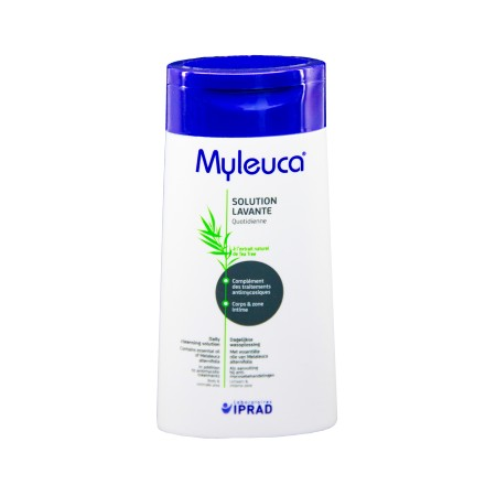 Myleuca Solution Lavante Intime et Corporelle 100ml