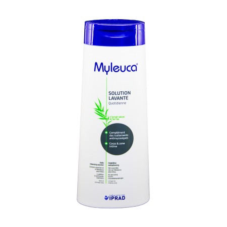 Myleuca Solution Lavante Intime et Corporelle 400ml