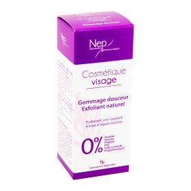 Nepenthes - Gommage douceur Exfoliant naturel 50ml