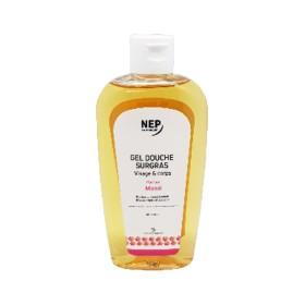 Nepenthes - Gel douche surgras parfum monoï visage et corps 200ml