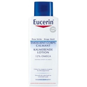 Eucerin - Emollient corps 12% Omega 250ml