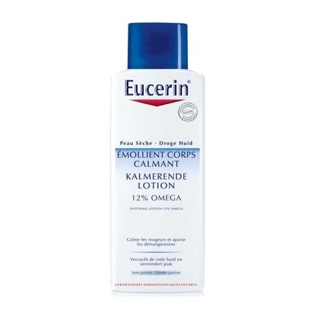 Eucerin - Emollient corps 12% Omega 250ml