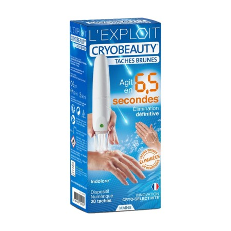 Cryobeauty Mains