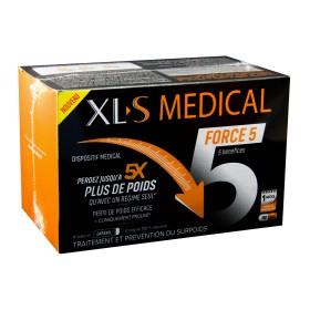 XLS Médical - Extra fort Force 5 180 Gélules