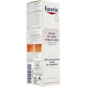 Eucerin - Huile de soin vergeture peau sensible 125ml
