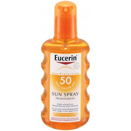 Eucerin - Solaire IP50 Spray transparent 200ml