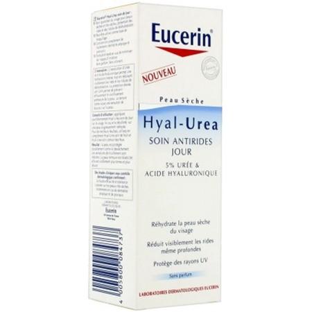 Eucerin - Hyal-Urea Soin antirides Jour 50ml