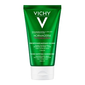 Vichy - Normaderm Phytosolution Crème nettoyante matifiante volcanique 125ml