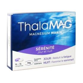 Thalamag - Magnésium marin Sérénité jour nuit 30 Comprimés